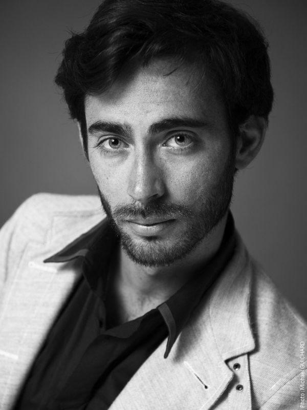 Portrait du comédien Jacopo