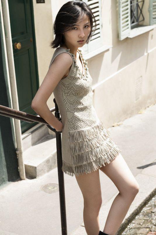 Photo Michael Guichard Photographe mode, portrait, beauté à Paris Agence Upmodels -Wandi