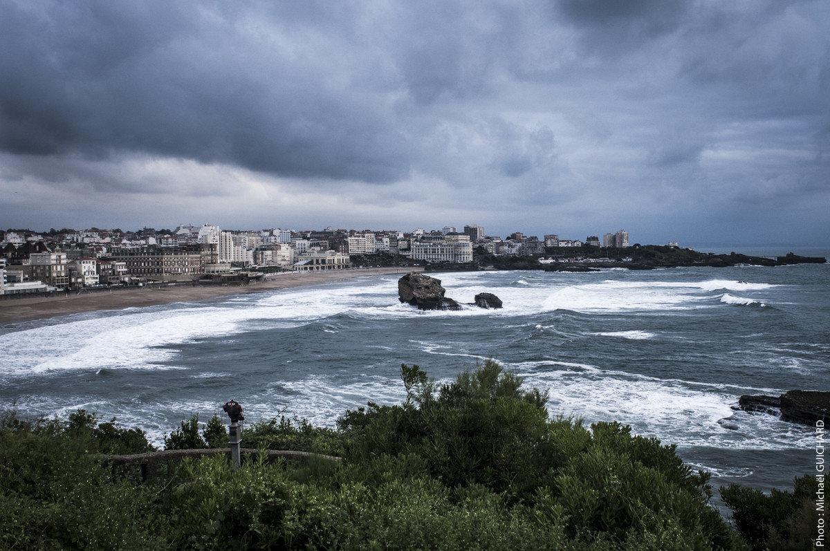 Biarritz -juin 2009