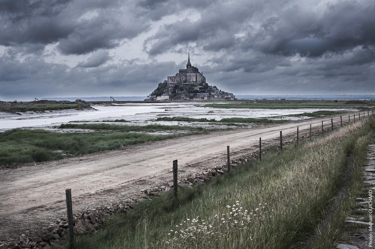 Mont Saint Michel - Juin 2012
