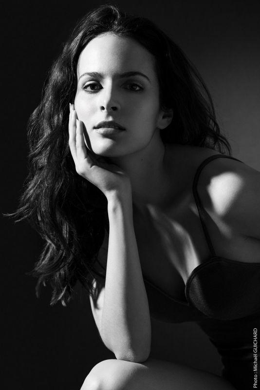 Julia Drouet par le photographe michael Guichard