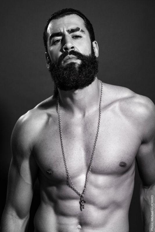 Portrait de Richard Vasquez par le photographe Michaël Guichard