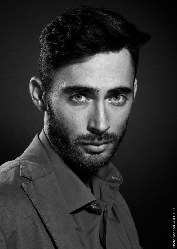 Photo Jacopo Menicagli par  le photographe Michaël Guichard