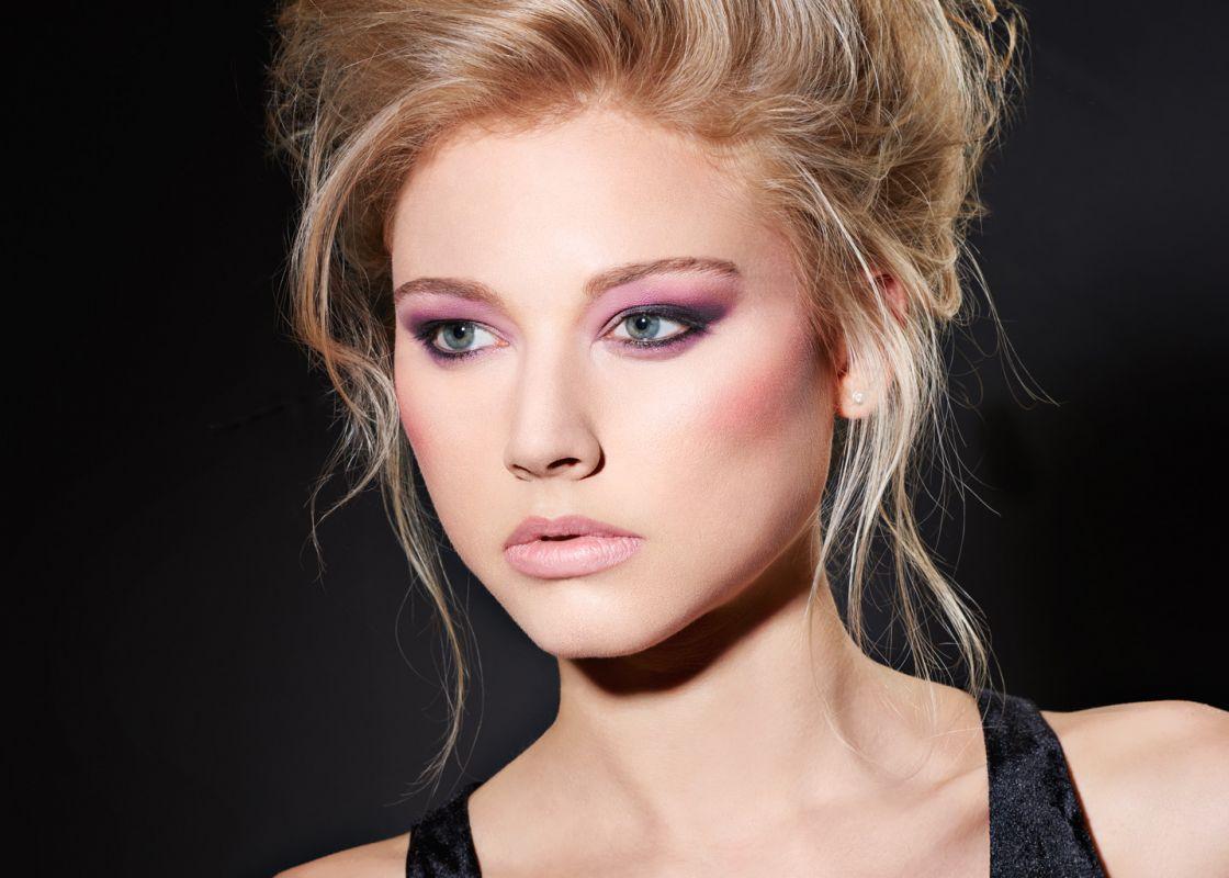 Photo beauté - pink make up