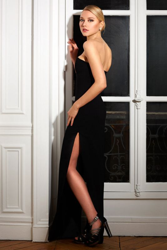 catalogue, collection Fuli Demoiselle, Robe longue