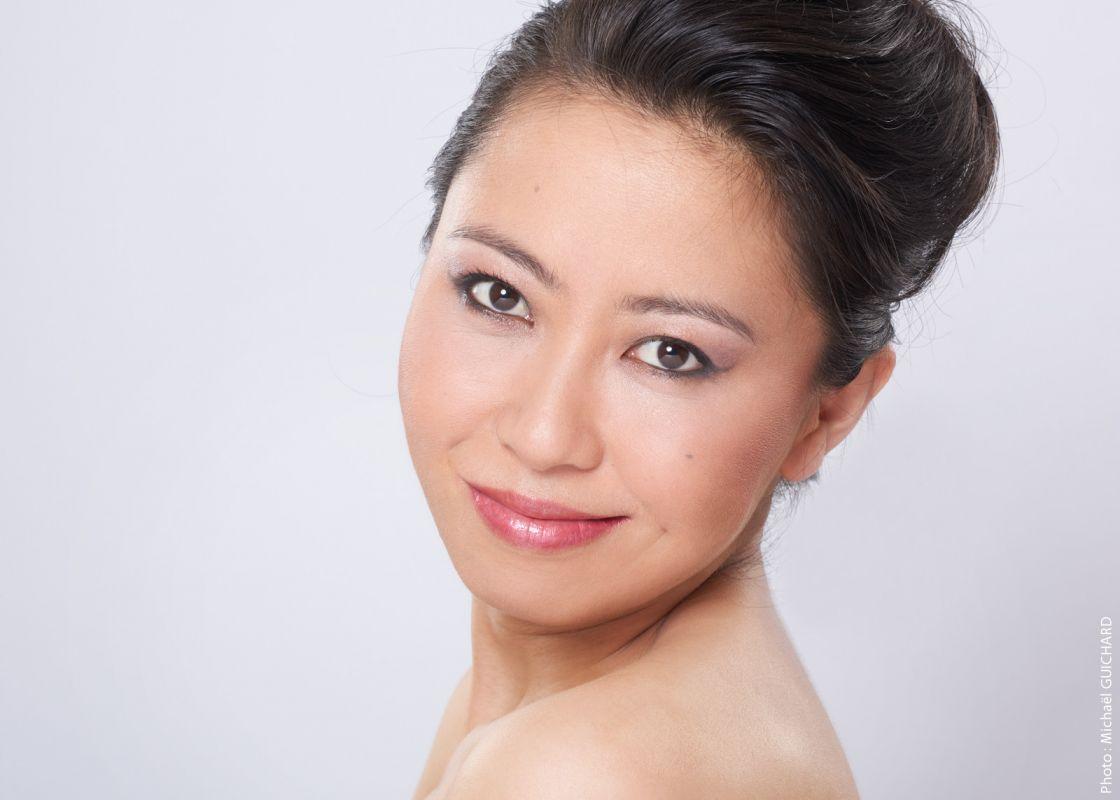 portrait comédienne Fanfan