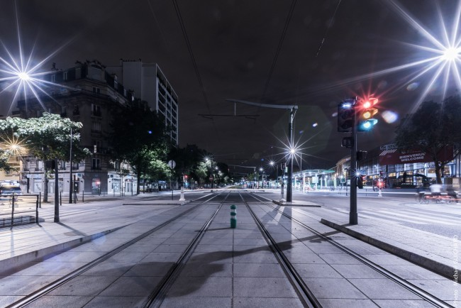 paris by night, photo de nuit à paris, artistique