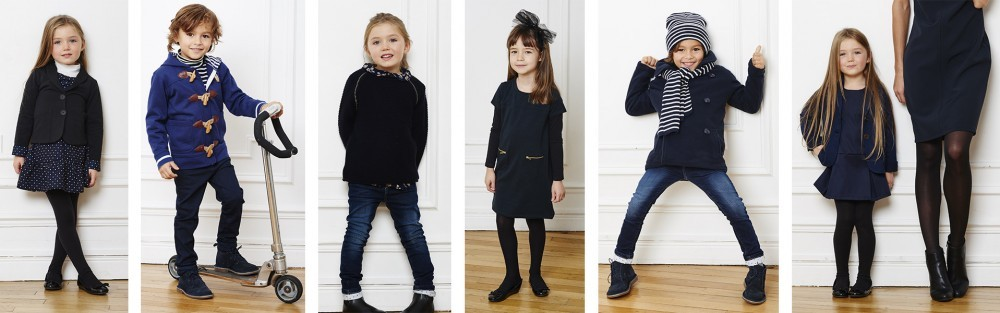 look book catalogue enfant