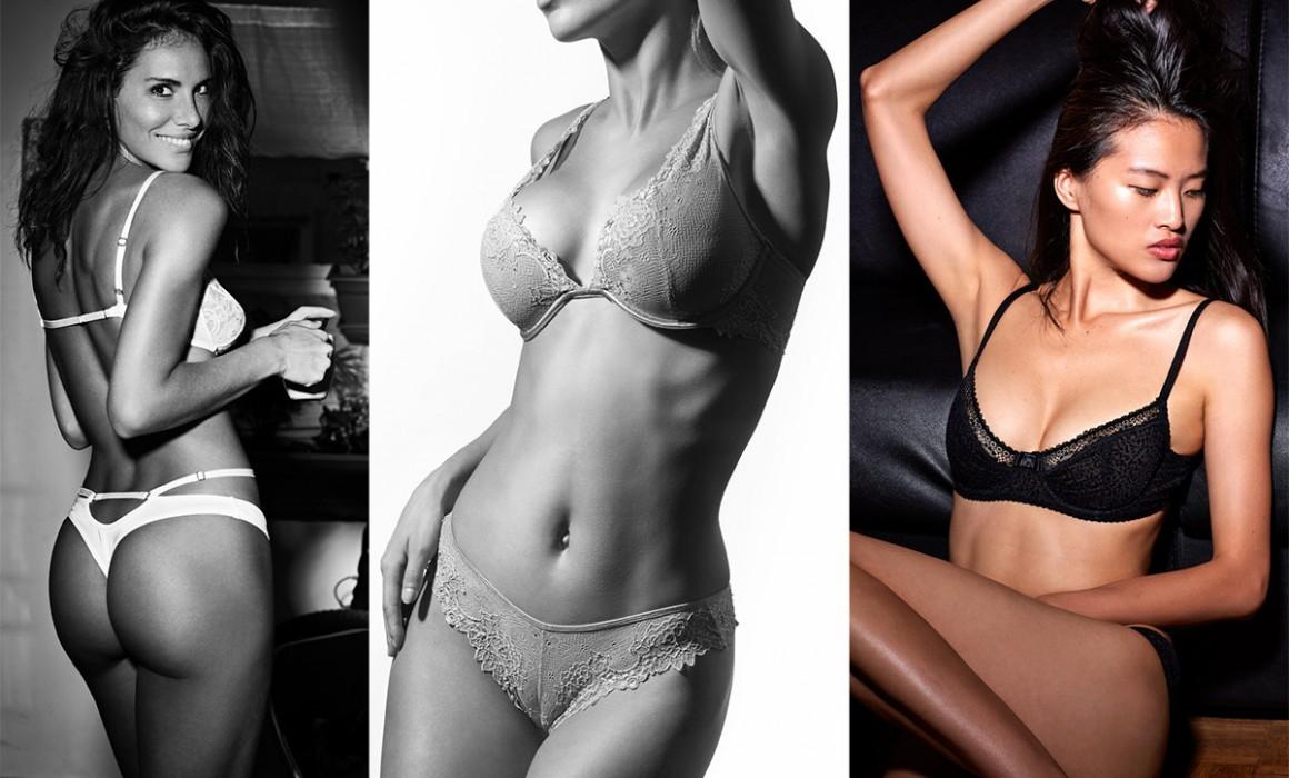lingerie, photographie studio
