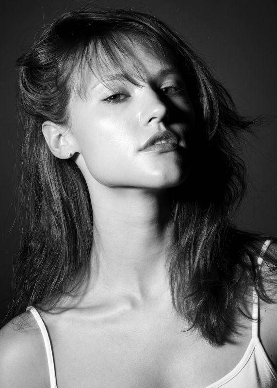 Portrait Pauline Ello