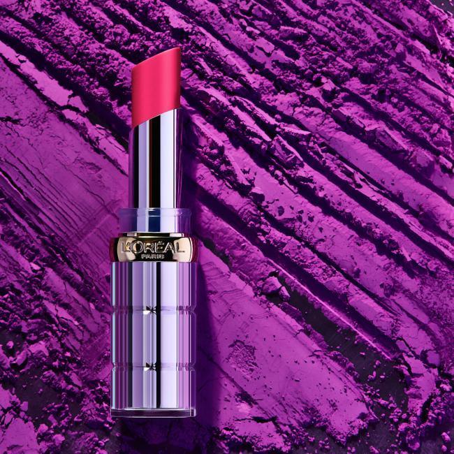 texture matière rouge à lèvre photographe Paris