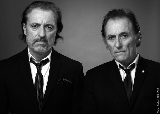Gil et Franck Ros