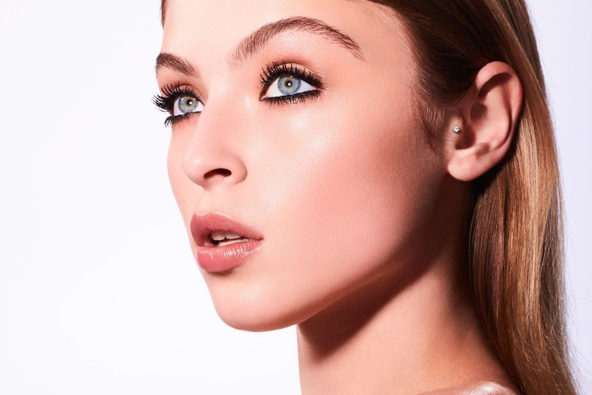 photo portrait beauté pour éditorial magazine