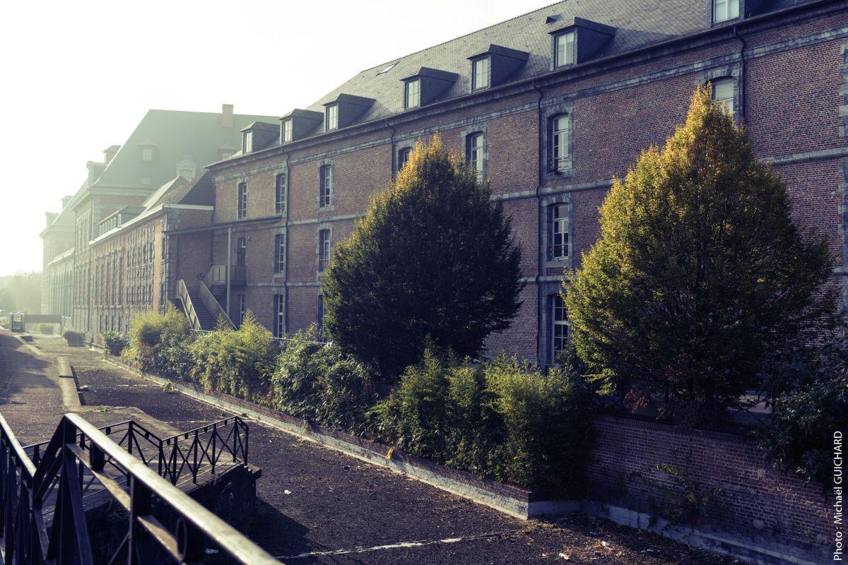 Valenciennes architecture urbaine