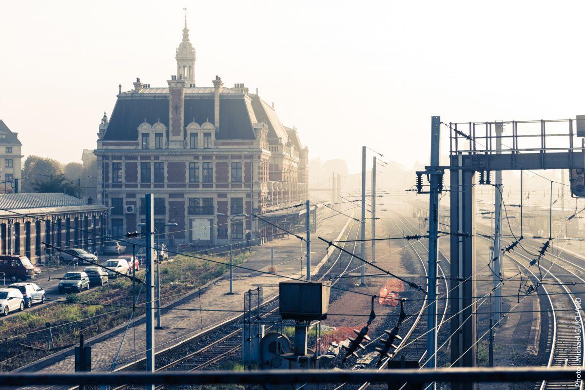 gare de Valenciennes