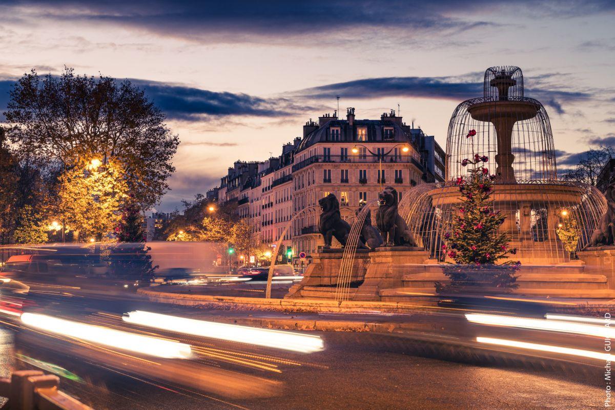 michael guichard - paris 12ème-nikon verre optique campagne publicitaire